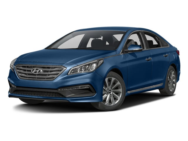 2016 Hyundai Sonata 2 4l Sport