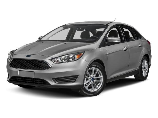 2018 Ford Focus Sel In Huntington Wv River City