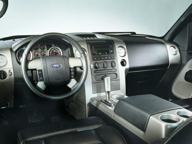 2005 ford f150 transmission
